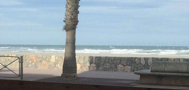 Perpignan shore
